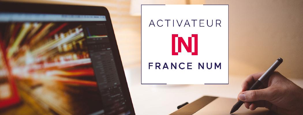 Activateur France Num.